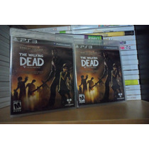 The Walking Dead Game Of The Year Ed - Nuevo Y Sellado - Ps3
