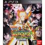 Naruto Shippuden: Ultimate Ninja Storm Revolution (ps3)