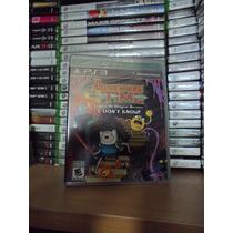 Adventure Time Explore The Dungeon - Nuevo Y Sellado - Ps3