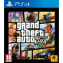 Gta V Grand Thef Auto V Ps4 Español Juegos Ps4 Delivery