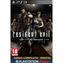 Resident Evil Hd Remastered || Español || Playstation 3