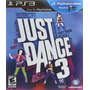 Jus Dance 3 Ps3 Fisico