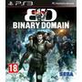 Binary Domain Ps3 Original Nuevo Sellado