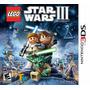 Lego Star Wars Iii: The Clone Wars 3ds Original Nuevo Sellad