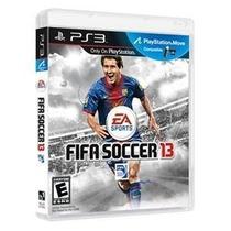 Ps3 Fifa Soccer 13 - Compatible Move