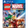 Lego Marvel Super Heroes Ps4 Sellado Delivery Stock Ya