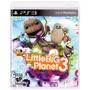 Little Big Planet 3 Ps3 Español Juegos Ps3
