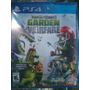 Plants Vs Zombies Garden Warfare Ps4 Delivery Stock Ya