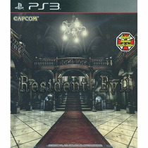 De Manvicio Store Resident Evil Hd Juego Digital Ps3 !!!