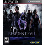 Resident Evil 6:ultimate Edition (digital Full Español Ps3)
