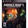 Minecraft Juego Digital Ps3 En Manvicio Store!!!