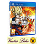 Dragon Ball Xenoverse Ps4 Nuevo Y Sellado Stock!!!