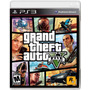 Gta V Ps3 Grand Theft Auto V Español Juegos Ps3 Delivery