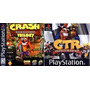 Crash Bandicoot Trilogy + Crash Racing Versión Digital Ps3