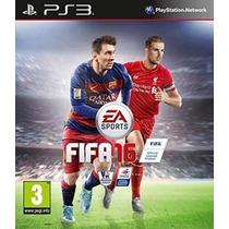 Fifa 16 Juego Digital Ps3