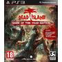 Dead Island Goty Ps3 Español Juegos Ps3 Delivery