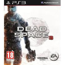 Dead Space 3 Ps3 Español Voces Y Textos Juegos Ps3 Delivery