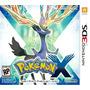 Pokemon X 3ds Juegos Nintendo 3ds Delivery
