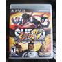 Super Street Fighter Iv - Ps3 Perfecto Estado