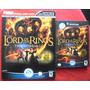 Lord Of The Rings: The Third Age + Guia Oficial - Gamecube