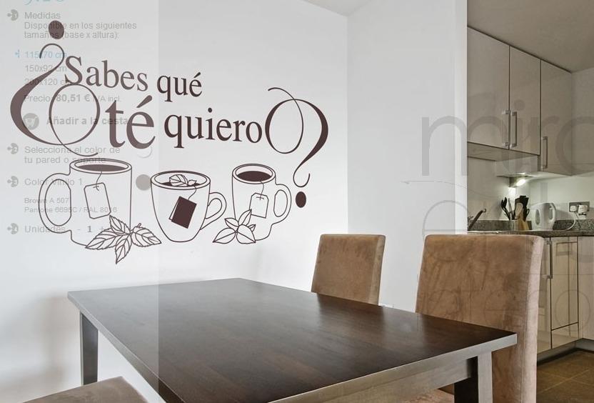 Mercadolibre vinilos para muebles de cocina for Vinilos pared cocina