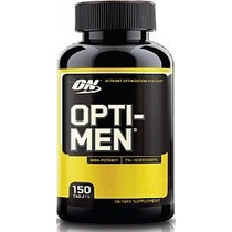 Multivitamínico Optimen 150 Tab Opti Men - Delivery Gratis