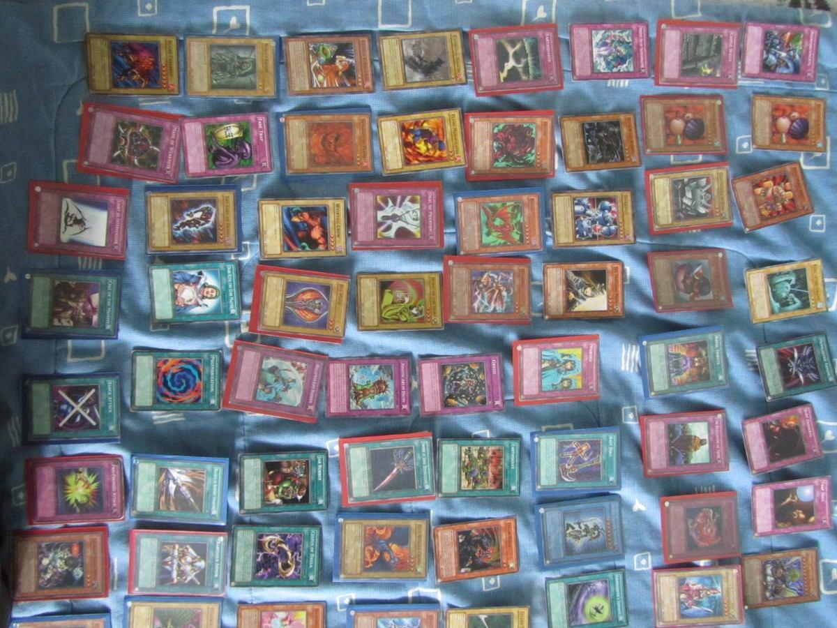 yu gi oh trading card game: