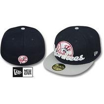 Gorra New Era New York Yankees Moda Urbana Talla 7 1/4=57