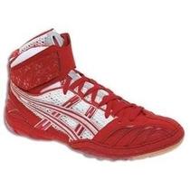Zapatillas Especial Para Lucha Libre Marca Ascis