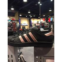 Adidas Superstar Negras Varias Tallas