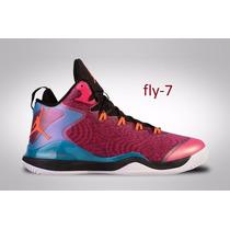 Botines Zapatillas Nike Air Jordan Superfly Flightplate 3