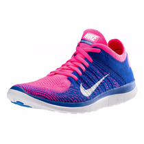Zapatillas Nike Free 4.0 Flyknit Para Damas Tienda Fisica