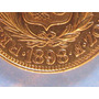 Moneda Oro Libra Peru Año 1898 Primera Acuñacion 22 Kilates | INVERSIONESINTEGRA