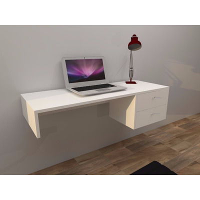 escritorio melamina flotante 02 cajones s 299 00 en