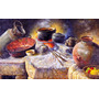 Cuadro Al Oleo Fogones.pinturas Para Sala Hogar | HUM_CUEVAVELASQUEZ
