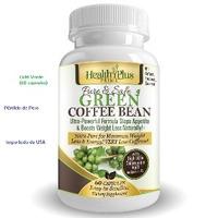 GREEN COFFEE  - 1 Frasco de 60 cápsulas