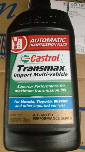 Aceite Atf Transmax Import Castrol en venta en Ate Lima Lima