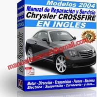 Manual de Reparacion Taller Chrysler Crossfire 2004