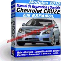 Manual de Reparacion Taller Chevrolet Cruze 2010