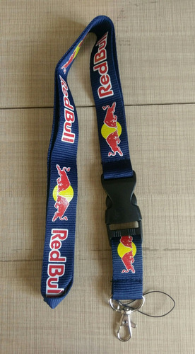 2d532585e ... comprar Lanyard Llavero Porta Fotocheck Usb Cinta Tira Red Bull ...