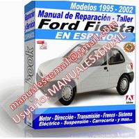 Manual de Reparacion Taller Ford Fiesta 1995-2002