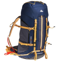 f1e7b1727 Comprar ® Mochila Trekking Quechua Forclaz Easyfit 50 Litros Azul