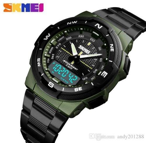 ca20aaf09991 Reloj Original Skmei Analógico - Digital Para Caballeros en venta en ...