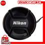 Tapa Orginal Nikon - Cubierta Para Lentes 52mm   ONLINEHAPPY
