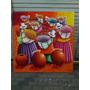 Pintura Al Oleopaisajes Florales,cuadros Decoracion Hogar | HUM_CUEVAVELASQUEZ