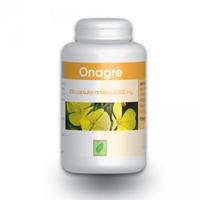 Onagra 1 frasco de 200 capsulas 500 mg