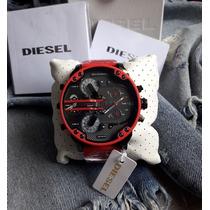 fbd3909604d9 Comprar Reloj Diesel Dz7370 100% Nuevo Y Original En Caja
