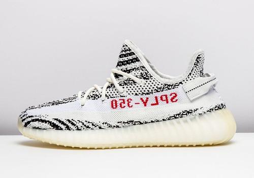 zapatillas adidas yeezy zebra