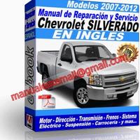 Manual de Reparacion Taller Chevrolet Silverado 2007-2012
