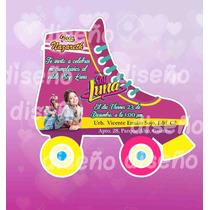Busca Kit Imprimible Soy Luna Disena Tarjeta Invitacion
